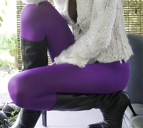 Nylon/Lycra MicroFiber Solid Color Tights