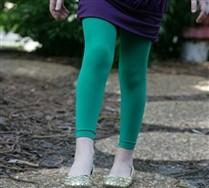 Kids MicroFiber Footless Tights