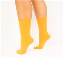 NEW! Nylon/Lycra MicroFiber Solid Color Socks