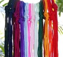 Flat Solid Color Laces