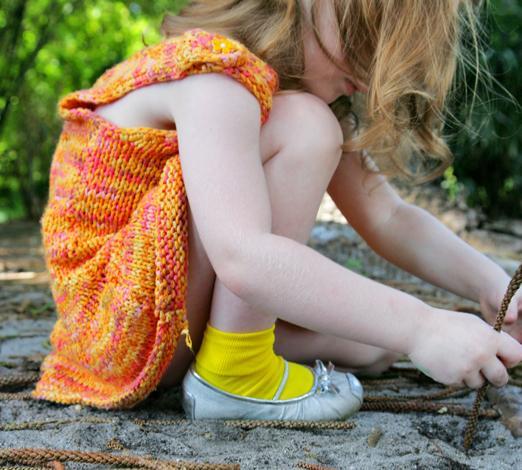 solid color kids nylon socks