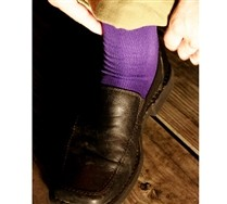 Solid Color Mens Sports Socks and Hosiery