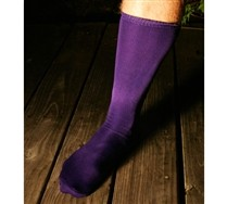 Colored Solid Color Mens Sports Socks